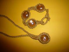 crochet diy bracelet