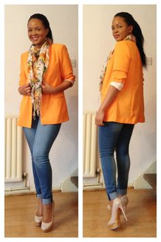 Simply Cyee Style: Casual Chic.