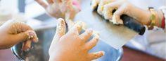 Tipos de cookies para servir nas férias das crianças