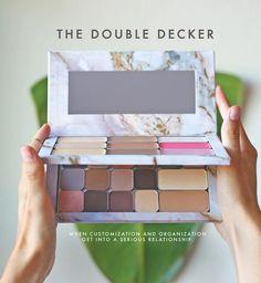 Maskcara Beauty | Double Decker Compact | $ 29.00