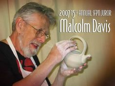 Malcolm Davis pottery an American Master