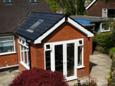A tiled Roof solution for your Conservatory - thermally efficient all year round - low impact installation - see our website