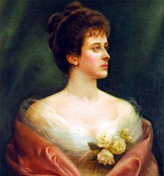 Portrait of Almina