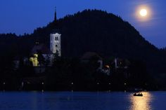 Lake Bled, Slovenia; Photograph: Ian Middleton/Demotix/Corbis