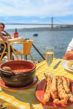 Portugal, Cacilhas - Ponto Final Restaurant, Best Secret Restaurants in Lisbon | NelsonCarvalheiro.com