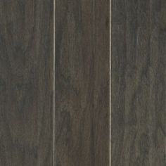 Our hardwood choice for kitchen, dining room, breakfast room, hall, and foyer: Houston - Hickory Charcoal