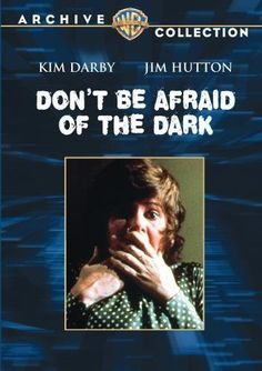 Don't Be Afraid of the Dark, I saw this TV Movie when I was only 7 years old, gave me nightmares until I was quite old actually! I was sure there were little ugly men under my bed wanting to do me harm, lol!! A sadistically wierd movie, have it on dvd now and have watched it over again, and now I don't have creepy tiny men under my bed!! LOL!!