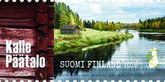 Syyskuun 11. päivä tulee myyntiin neljä uutta postimerkkijulkaisua, joissa on yhteensä kuusi erilais Science And Nature, Postage Stamps, Finland, Nostalgia, Mountains, Travel, Natural, Historia, Viajes