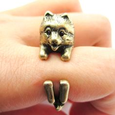 Bentley the Pomeranian - Ring
