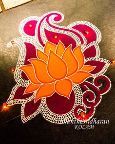12 Latest, Easy and Simple Rangoli Designs For Diwali Rangoli Designs Peacock, Rangoli Designs Simple Diwali, Indian Rangoli Designs, Rangoli Designs Latest, Free Hand Rangoli Design, Rangoli Border Designs, Small Rangoli Design, Rangoli Patterns, Colorful Rangoli Designs