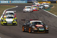 Round 4 of the 2017 Porsche Carrera Cup