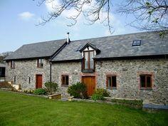 Knaworthy, Bideford, Devon, England, Sleeps 10, Bedrooms 5, Self-Catering Holiday Cottage.