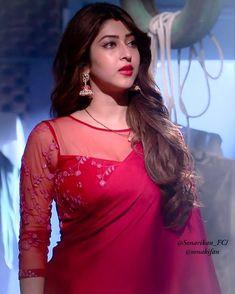 ❤I'm craziest fan of Sonarika❤ ( Beautiful Girl Photo, Beautiful Girl Indian, Beautiful Saree, Most Beautiful Bollywood Actress, Beautiful Actresses, Sonarika Bhadoria, Indian Actress Hot Pics, Stylish Sarees, Elegant Saree