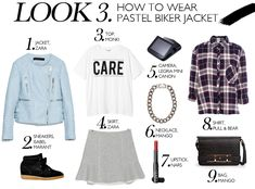 How To Wear   Collage Vintage