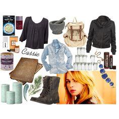 Cassie Blake, created by riannaandersen on Polyvore