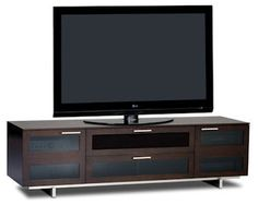 Abt has special shipping on the BDI Avion 8929 II Espresso TV Stand - Buy from an authorized internet retailer and get free technical support for life.