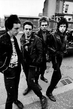 The Clash - saw them when they did a show at my college. One of the best concerts I've ever been to. Incredible energy.