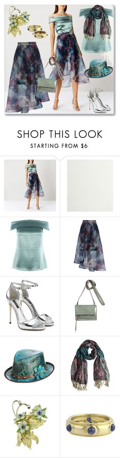 """The good life"" by elza6 ❤ liked on Polyvore featuring Dolce&Gabbana, HOBO, Overland Sheepskin Co. and Tiffany & Co."