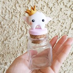 Browse unique items from CrunchySushiDay on Etsy, a global marketplace of handmade, vintage and creative goods. Tooth Fairy Box, Tooth Box, Tooth Fairy Pillow, Style Kawaii, Biscuit, Cake Branding, Fairy Jars, First Tooth, Polymer Clay Charms