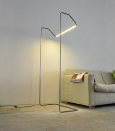 ID Lamp by Mïxcv Function determines form.
