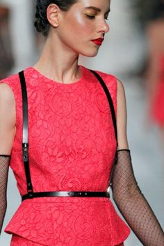 Spring 2013-Corded Lace