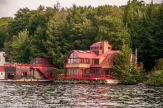 Steven Tyler's house, Lake Sunapee, New Hampshire
