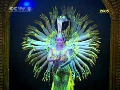 Thiên Thủ Quan Âm (Thousand Hand Guan Yin) - YouTube