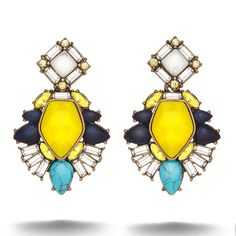 Limoncello Convertible Statement Earrings