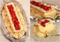 Oldemors karamellpudding - My Little Kitchen Norwegian Food, Creme Brulee, Hot Dog Buns, Deserts, Dessert Recipes, Food And Drink, Bread, Cupcakes, Baking