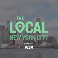 You want an insider's guide to New York City. We'll show you how to tap into the local scene with just your phone.