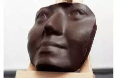 3D- Printed Chocolate Portraits
