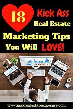 18 Kick Ass Marketing Tips to Sell a Home You Will Love: https://plus.google.com/+BillGassett/posts/ASFDrLkDaDk
