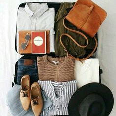 Carry-On via beach vacation packing list, packing tips for t Beach Vacation Packing List, Her Packing List, Carry On Packing, Packing Tips For Travel, Travel Essentials, Travel Bags, Suitcase Packing, Packing Ideas, Packing Cubes