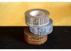 ¿por qué en Chile no hay washi tape?