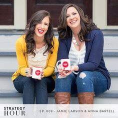 When we first connected with Jamie and Anna it was like scary voodoo magic. They understood our business and what it was like to be partners more than anyone else ever had! We have finally found our soul sisters in the entrepreneur world. Luckily for you as much as the 4 of us really get each other we were able to really pivot that partnership strategy and help solopreneurs just as much. If you want to walk away with some great insights on how to create white space in not only your life but…