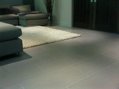 12 x 24 gray tile - offset