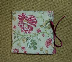 De Handwerktuin: Mini naaldenboekje