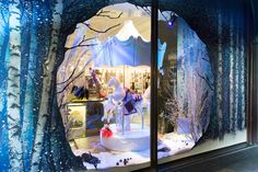 Harrods Celebrates Christmas With The Land Of Make Believe Windows - Pursuitist