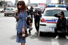 Street Style de Fashion Week Paris   Galería de fotos 57 de 125   VOGUE