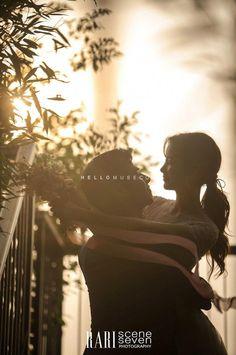 Couple Photoshoot Poses In Garden Pre Wedding Poses, Pre Wedding Photoshoot, Wedding Shoot, Wedding Couples, Korean Wedding Photography, Couple Photography, Modern Photography, Nature Photography, Photography Guide