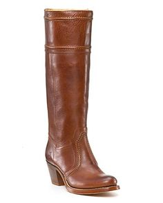 """Frye """"Jane"""" Tall Leather Boots  """