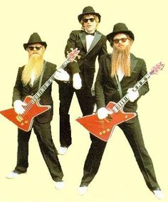 ZZ Top.  (Southern BLUES influenced rock.) Have always appreciated their unique sound. Brilliant guitar chords & riffs.