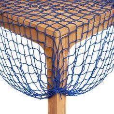 Decorazione a rete puro cotone