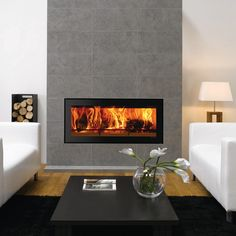 New Pics Stone Fireplace with stove Ideas Stovax riva studio 2 woodburner inset stove cassette Inset Fireplace, Wood Burner Fireplace, Fireplace Inserts, Modern Fireplace, Fireplace Design, Fireplace Ideas, Fireplace Furniture, Mantel Ideas, Fireplace Mantel