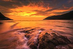 Photograph Sunset at Naiharn by Phanuwat Nandee on 500px