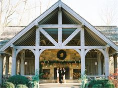 Blackberry Farm wedding at Yallerhammer Pavilion in Tennessee - an intimate elopement