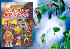 #AdventuresofRobinHood is a #children book by #HowardPyle. The #story goes back to the #time of Yore in a small town called #Nottinghamshire in merry old #England. It happened like this. On a bright day a young lad, while walking through the forest of #Sherwood, chanced upon the #Sherrif's soldiers and was innocently dragged into arguing with one of them.