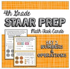 Texas staar ready ultimate staar math workbook grade 5 spanish 4th grade math teks task cards set 2 fandeluxe Image collections