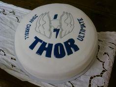 Ultimate Frisbee cake - www.KellysCakery.com