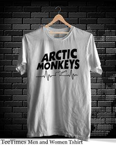 52f87a17c Arctic Monkeys Tshirt Arctic Monkeys Shirt Arctic Band by TeeTimes, $17.15  Ed Sheeran T Shirt